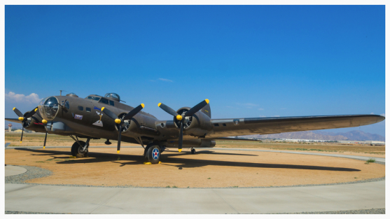 B-17 Revetment Exhibit
