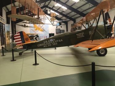 March Field Air Museum In Riverside, CA
