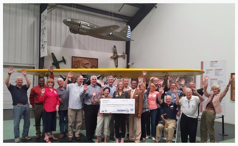 March Field Air Museum In Riverside, CA - Donate